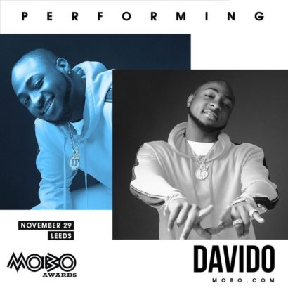 davido-will-become-first-african-artist-perform-mobo-awards