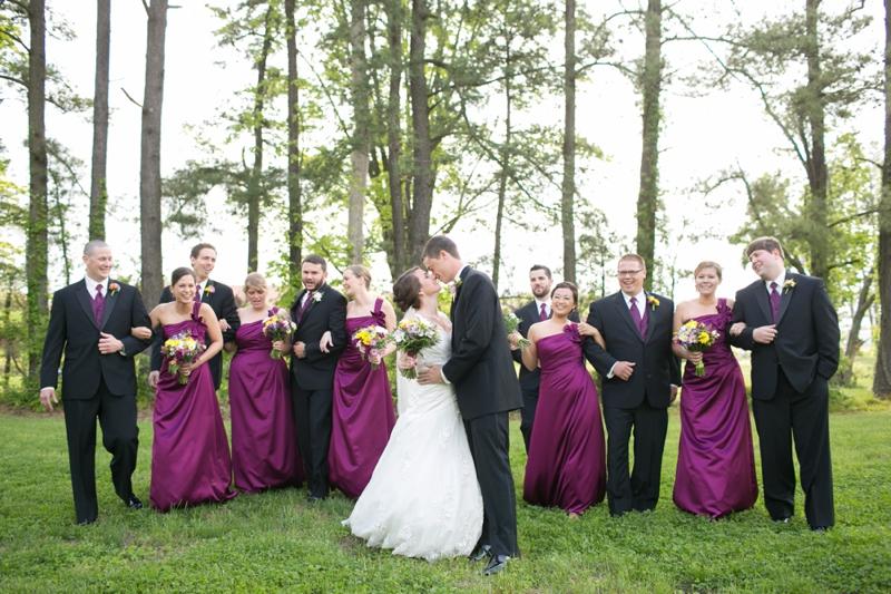 Virginia-Wedding-Forest-Inspired