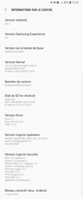 update-android-oreo-di-galaxy-note8