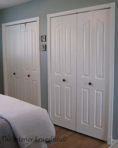 Master bedroom closet expansion