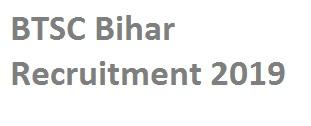 BTSC Bihar Recruitment 2019-at www.btsc.bih.nic.in 6379 JE Vacancies | Apply Online