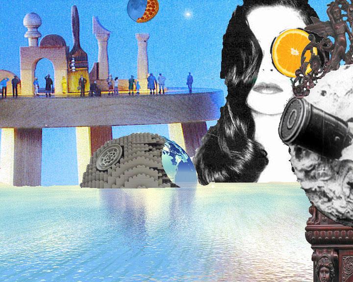 About Icon >> Graphic Design Stuff: Juxtaposition Collage
