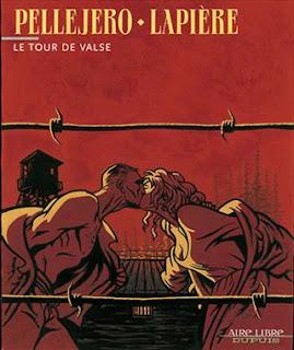"""""""Le Tour de Valse"""" BD Concert Denis Lapiere / Ruben Pellejero #off15"""