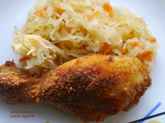 Chrupiące podudzia kurczaka z piekarnika - Czytaj więcej »