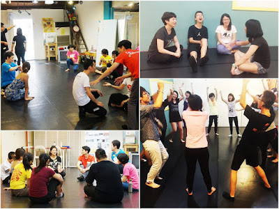 2017/4/27-6/22《即興劇基礎》Foundation Improv Workshop
