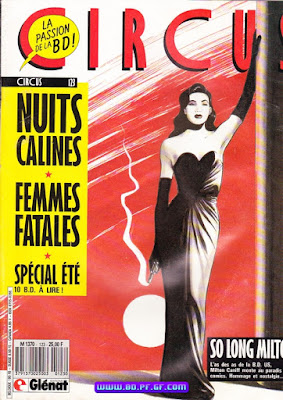 Femmes fatales, nuist calines