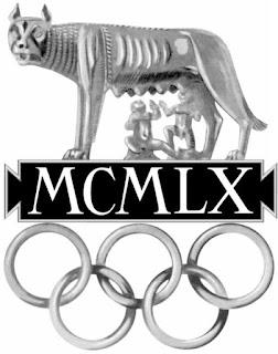 Rome 1960 Olympic Logo