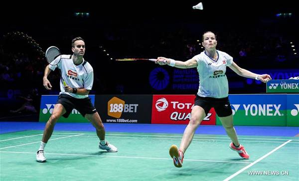 Final Denmark Open Super Series Premier 2016
