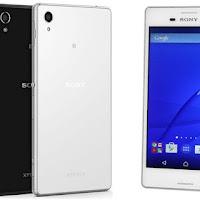 Harga Sony Xperia M4 Aqua, Smartphone Tahan Air dengan Kamera 13 MP