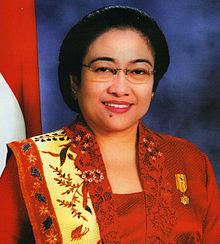Biografi presiden ke lima megawati sukarnoputri dari parta PDI-P
