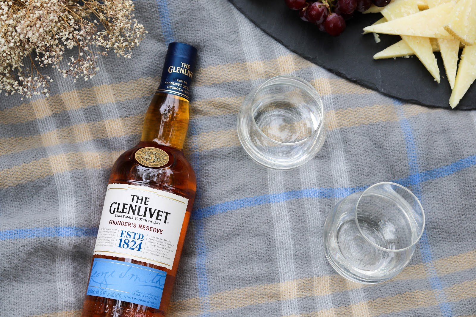 Glenlivet Founders Reserve Whisky Whiskey