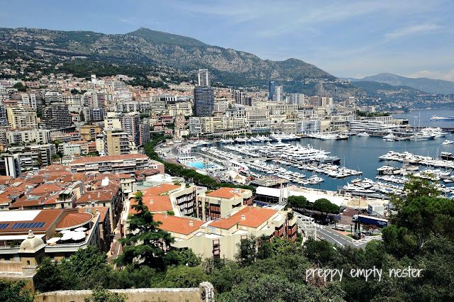 Monaco with the Preppy Empty Nester