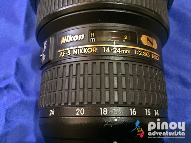 Nikkor 14-24mm Ultra-wide lens Review