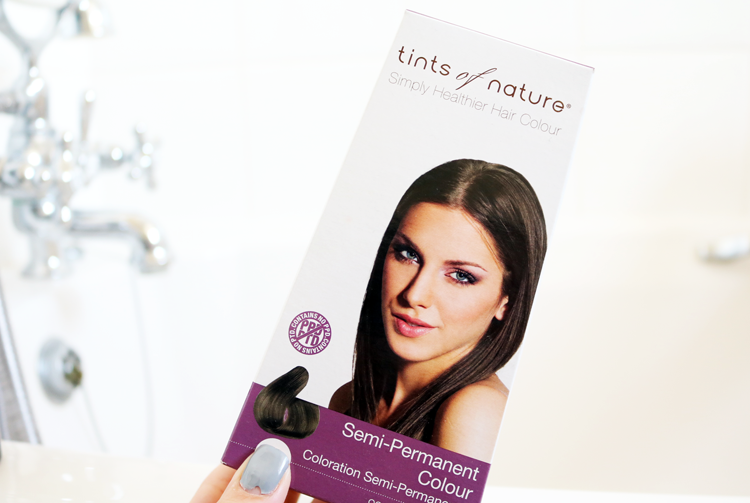 Tints Of Nature Semi-Permanent Hair Colour review