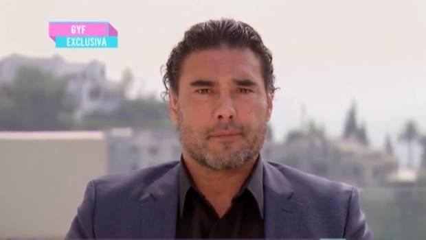 Eduardo Yáñez entre llantos dice que buscará ayuda profesional (VIDEO)