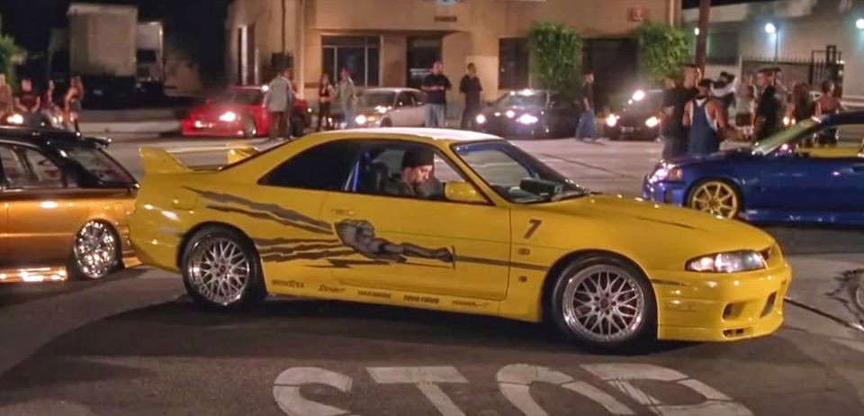 15 cars play an important role in the movie 'Fast and ...Fast And Furious Cars Skyline
