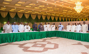 WHAT!! Governors Requests for Federal Roads Transferred To Them For Prompt Rehabilitation