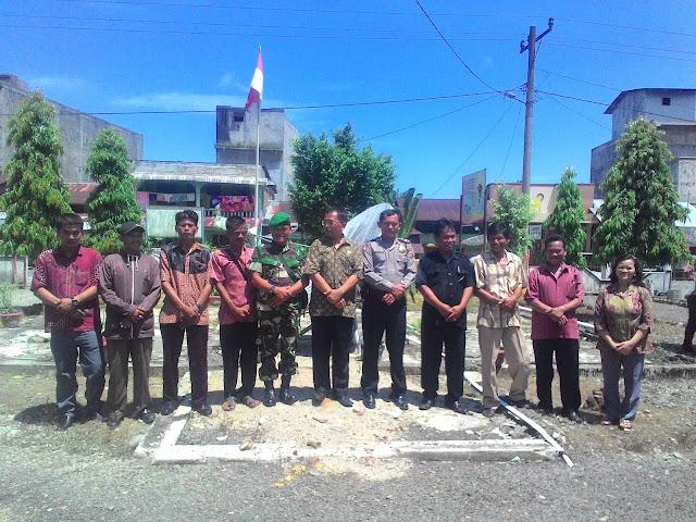 Pilkades serentak di Kecamatan Manduamas