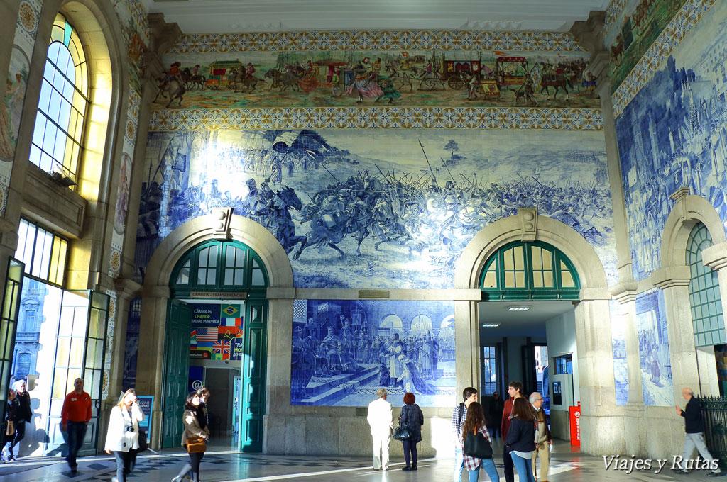 Estación de San Benito de Oporto