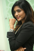 Actress Eesha Looks gorgeous in Blazer and T Shirt at Ami Tumi success meet ~  Exclusive 034.JPG