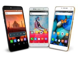 Intex Aqua Shine, comprar móvil en navidad