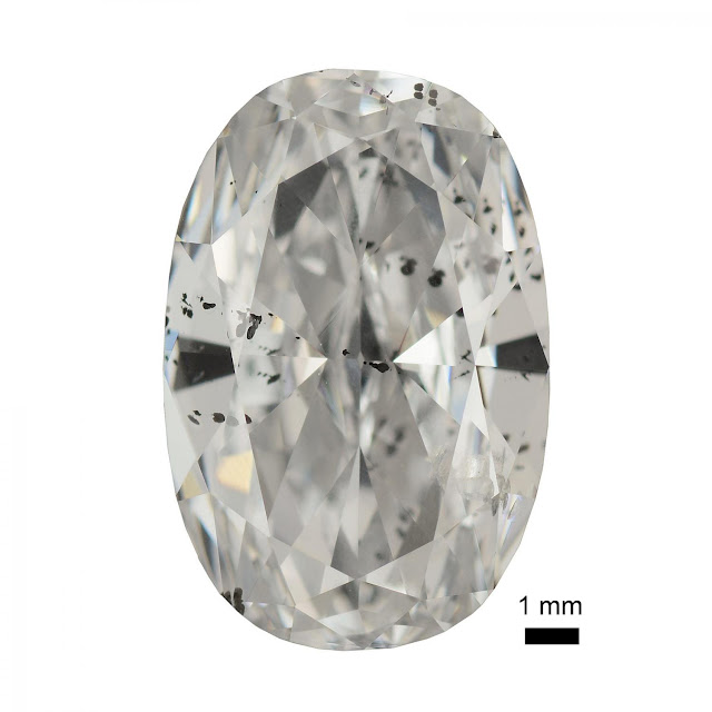 Large, rare diamonds offer window into inner workings of Earth's mantle