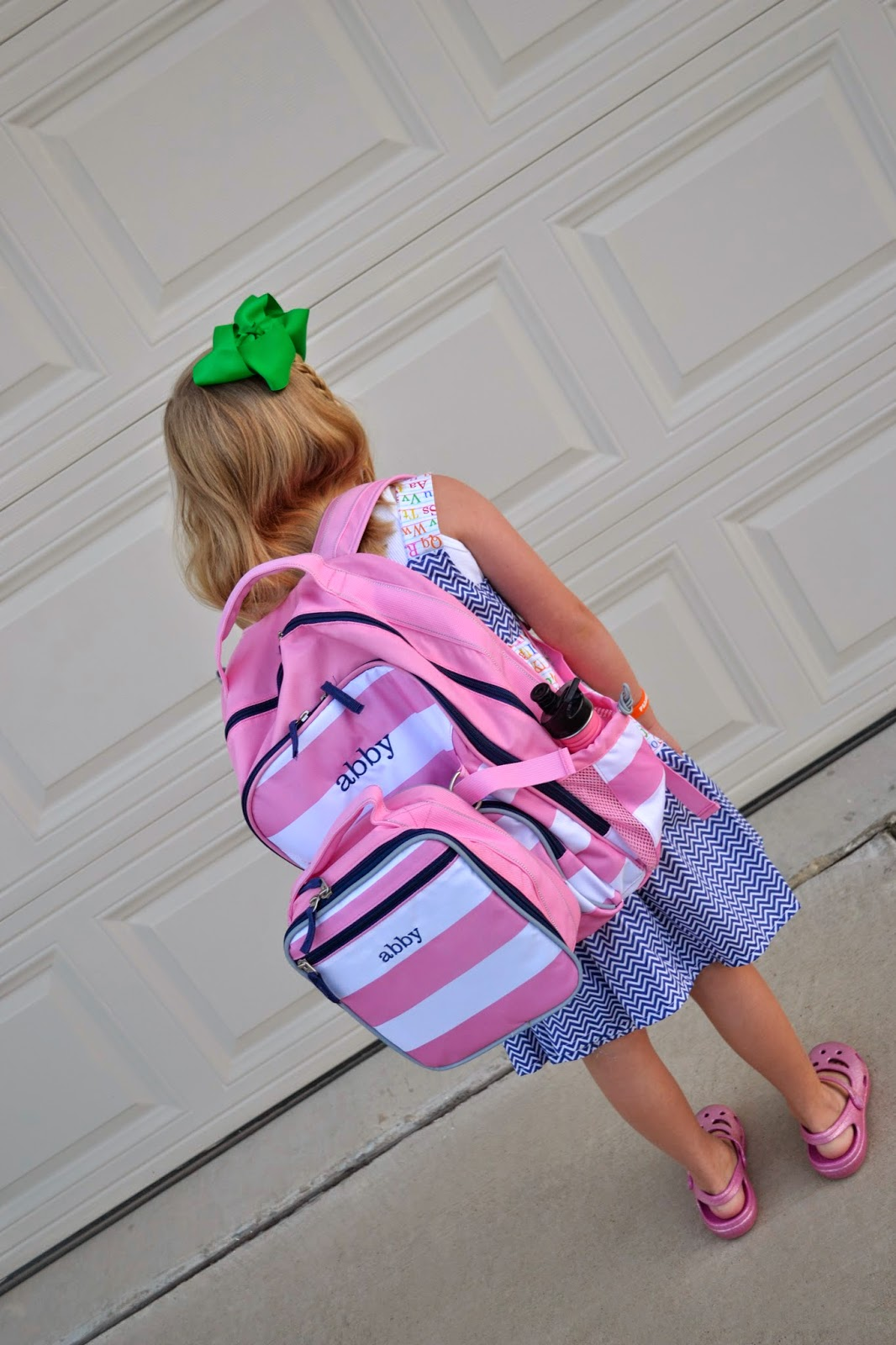 Journey With The Jenks The First Day Of Kindergarten