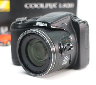 jual nikon coolpix l820 second