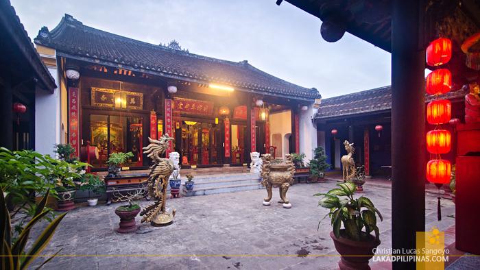Minh Huong Ancestral Hall Hoi An