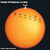 Peristiwa Langka Transit Venus