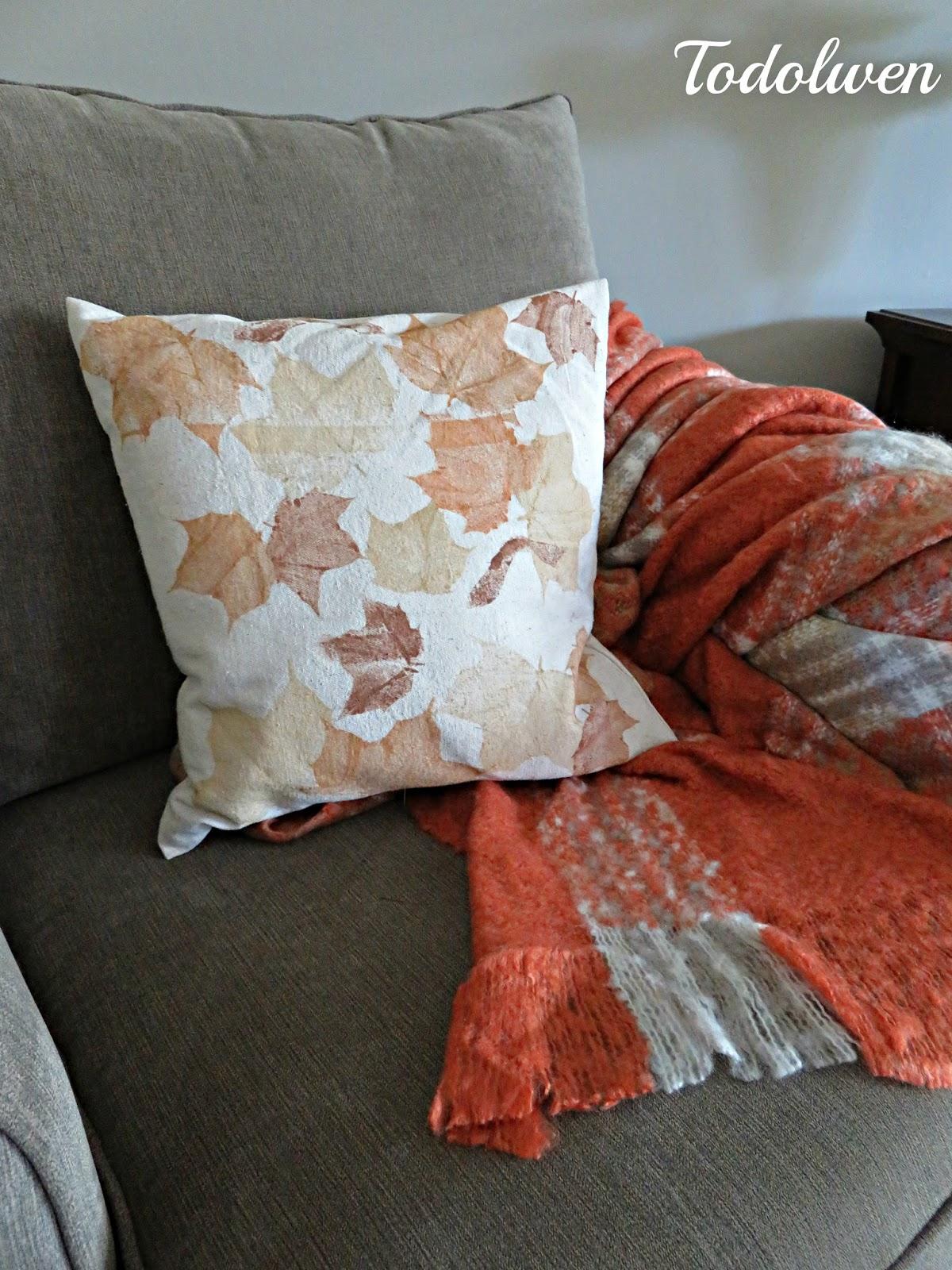 Todolwen Decorating For The Season Fall Throw Pillows