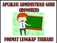 Aplikasi Administrasi Guru Honorer Lengkap