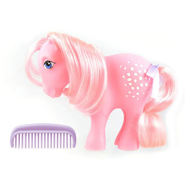 My Little Pony Cotton Candy 35th Anniversary Collector Ponies G1 Retro Pony