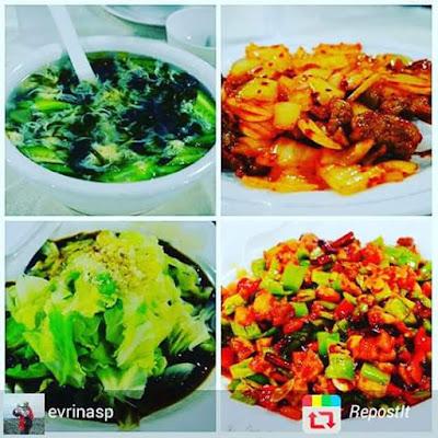 Makanan Halal di Beijing