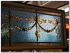Mosaic GLASS WINDOW