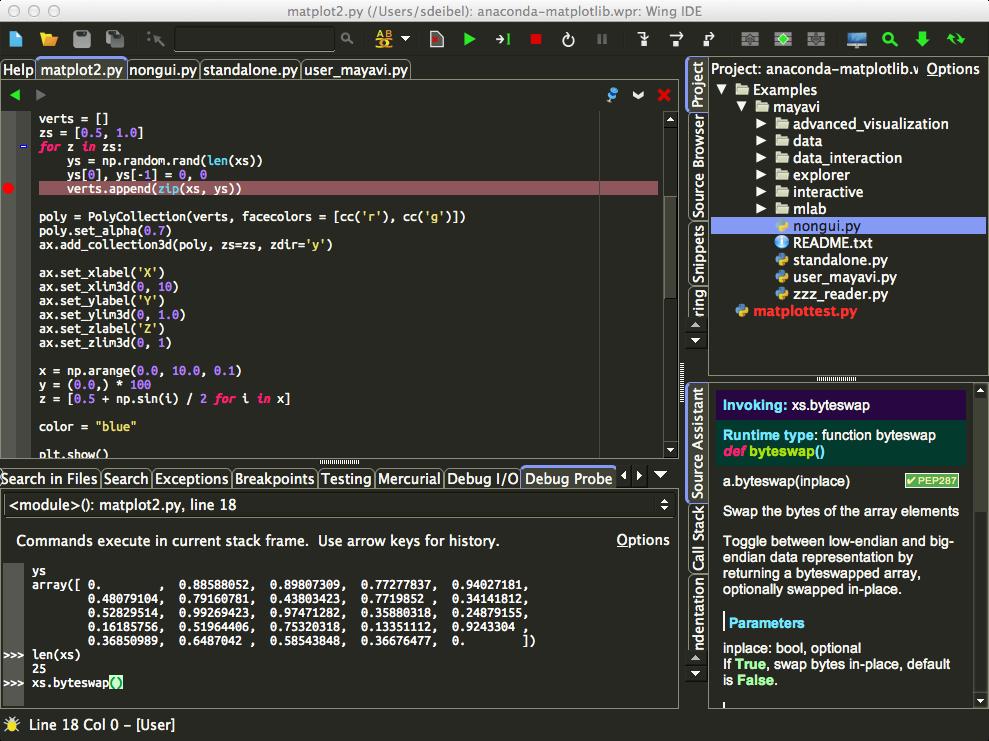 Los 5 mejores IDE para Python - Mi diario Python