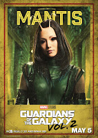 Guardians of the Galaxy Vol. 2 Movie Poster 13 Pom Klementieff