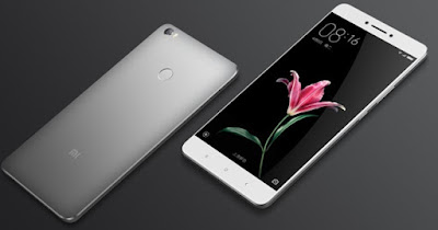 Xiaomi Mi Max thiết kế rất thời trang