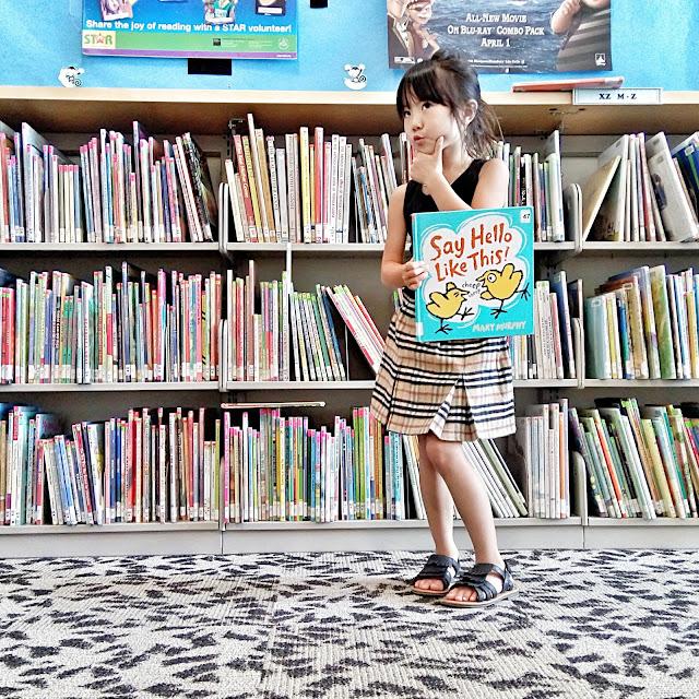 library reading program