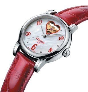 Montre Tissot Lady Heart Automatic