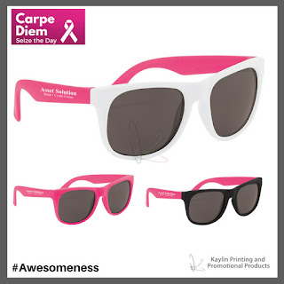 Promotional Pink Sunglasses