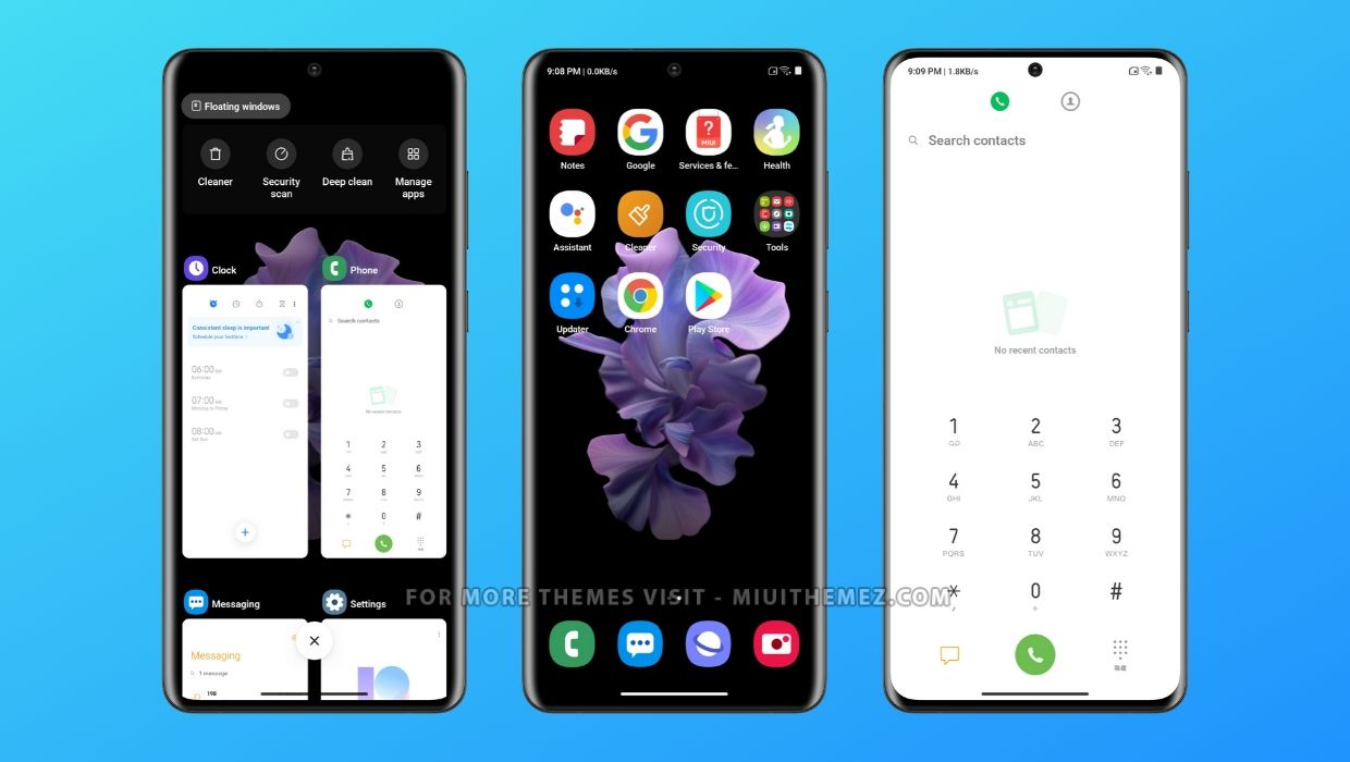 Best One UI Theme for MIUI 12 Devices