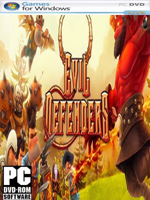 تحميل لعبة Evil Defenders مضغوطة برابط واحد مباشر كاملة مجانا