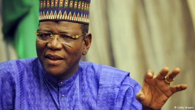 Sule Lamido has been granted bill