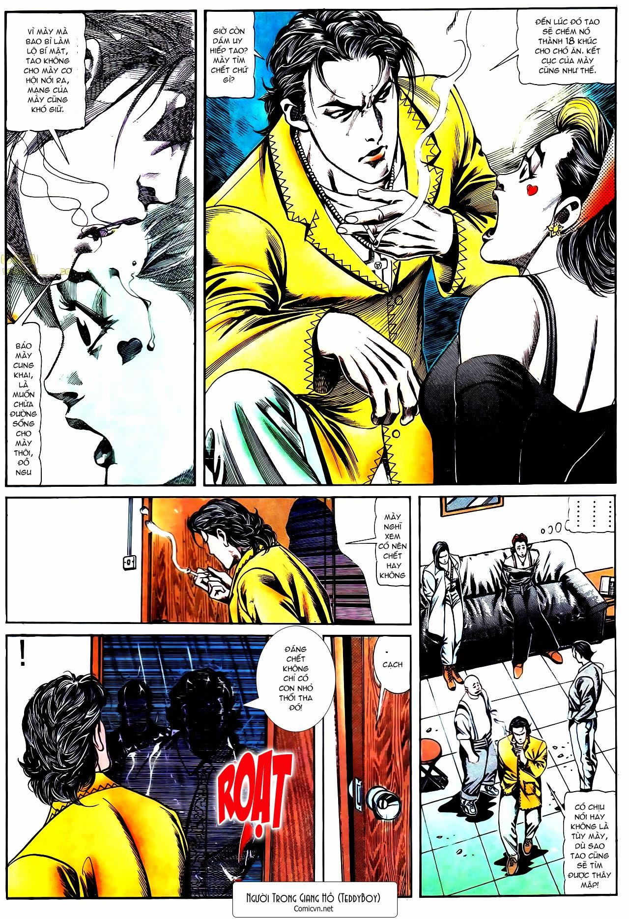 Người Trong Giang Hồ chapter 112: nhân sinh trang 31