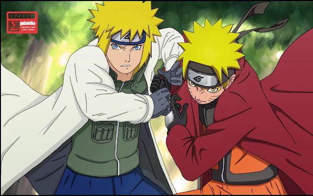 Meilleurs Fonds écran HD Naruto Shippuden Uzumaki - People buzz