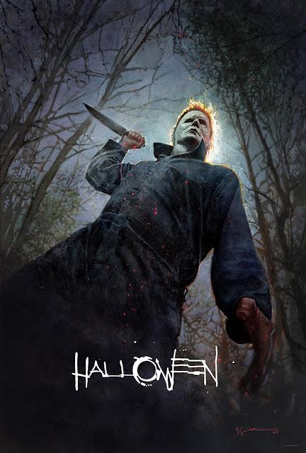 Halloween film poster