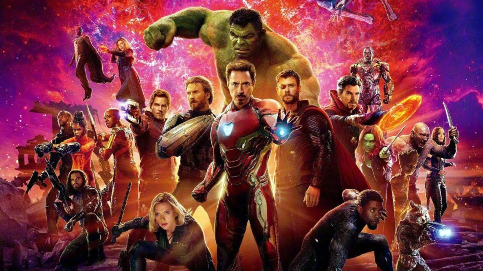 فيلم Avengers Endgame 2019 مترجم وبجودة عالية فيلمر