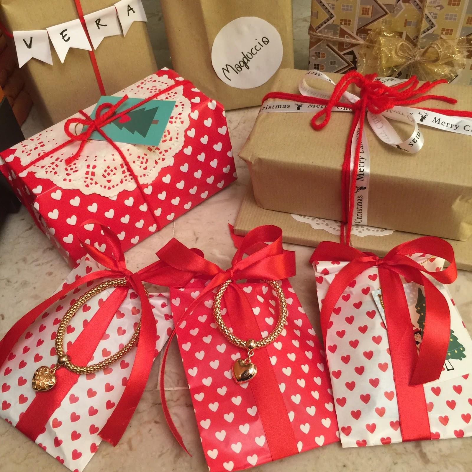 Cinzia street style life idee per incartare i vostri for Idee per regali di natale