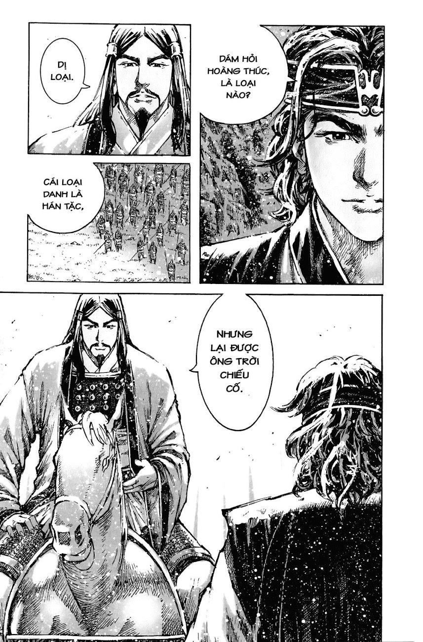 Hỏa phụng liêu nguyên Chương 472: Thân tướng thích khách [Remake] trang 18